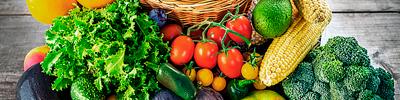 Fruites i verdures -fresc-