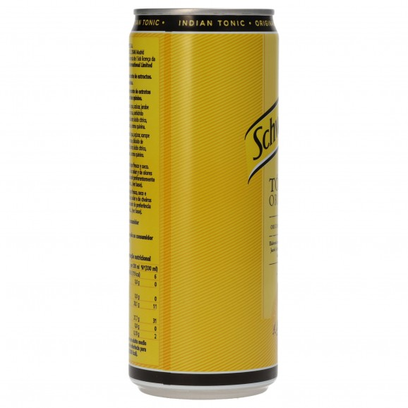 SCHWEPPES TONICA 33CL
