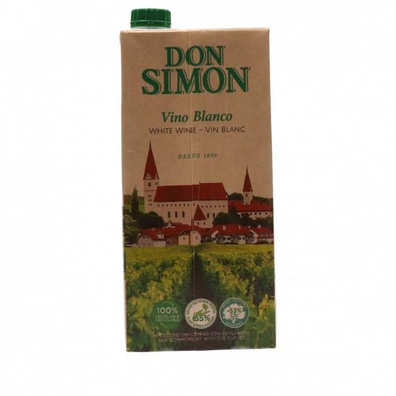 DON SIMON BLANC BRICK 1L