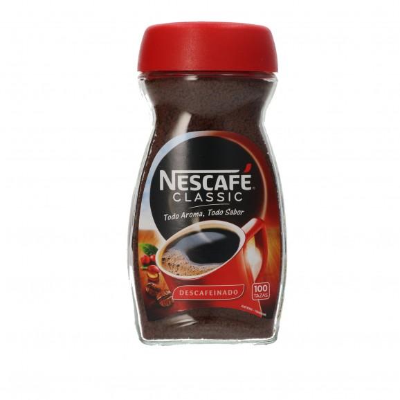 NESCAFE CAFE DESCAFEINAT 200G