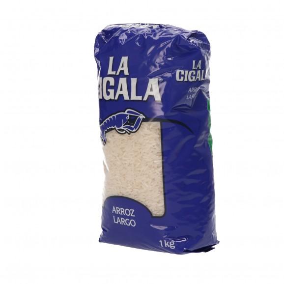 LA CIGALA ARROS LLARG 1KG