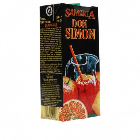 DON SIMON SANGRIA BRICK 1L