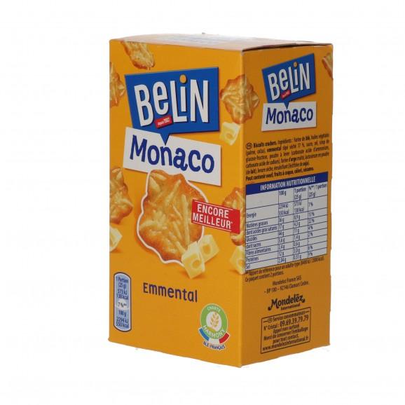 BELIN CRACKERS MONACO 50GR