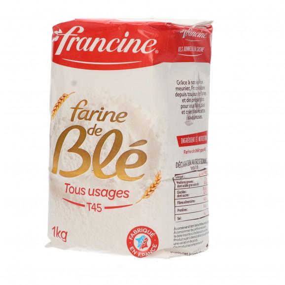 FRANCINE FARINA DE BLAT 1KG
