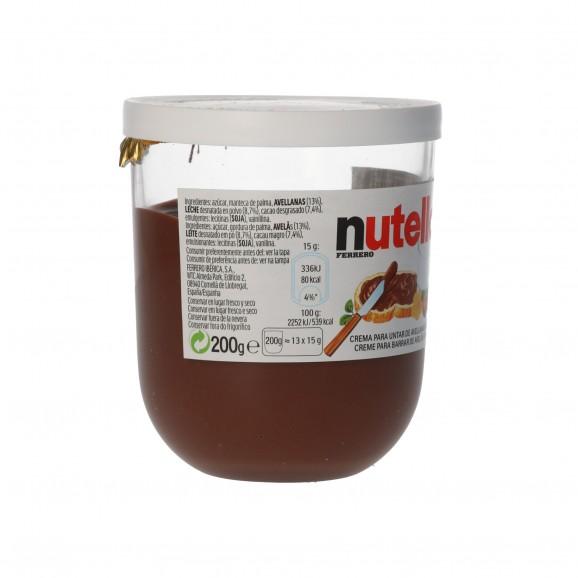 NUTELLA CREMA CACAU 200GR