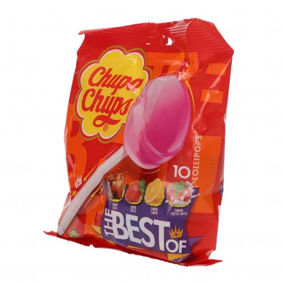 CHUPA CHUPS BEST OF X10