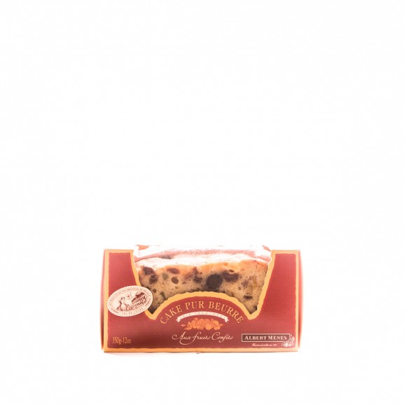 A.MENES CAKE AUX FRUITS TRANCHES 350G