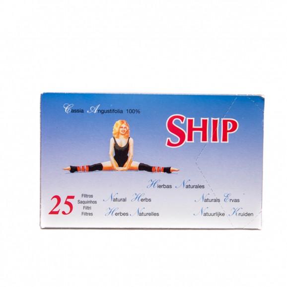 SHIP HERBES NATURALS X25