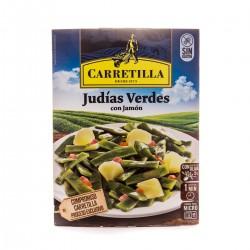 Plats preparats vegetals