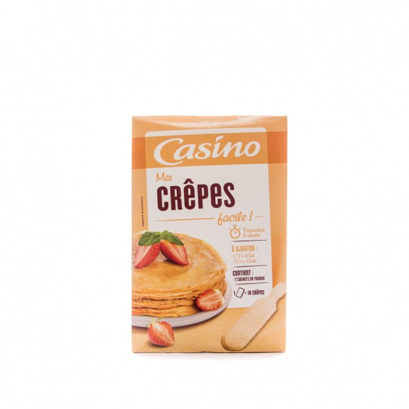 CASINO PREPARADO CREPES 2X200G