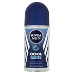 NIVEA DEO ROLL-ON MEN KICK 50 ML.