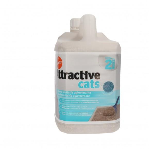 AFFINITY ATTRA. CATS SORRA AGLOM. 6,36KG