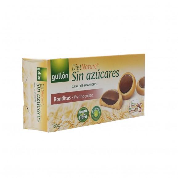 GULLON DIET RONDITAS 186GR
