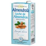 ALMENDROLA BEBIDA ALMENDRA ORIGINAL 1L