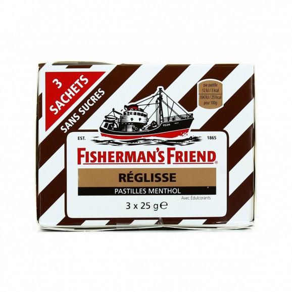 FISHERM.FRIEND REGLIS.3X25G