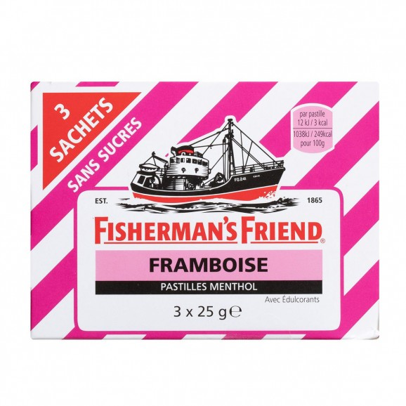 FISHERMAN'S FRIEND S/S GERD 3X25G
