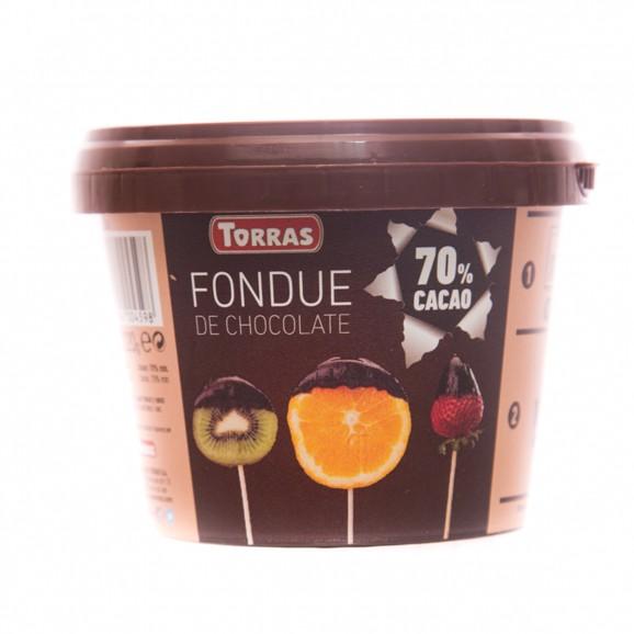TORRAS FONDUE POSTRE 220G