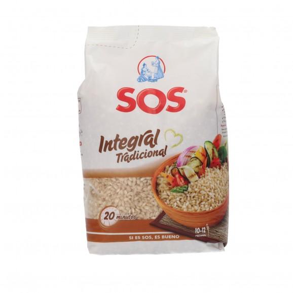 SOS ARROZ INTEGRAL 1KG