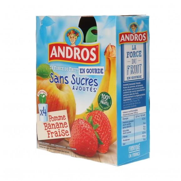 ANDROS COMP. S/S POMA MADUIXA X4