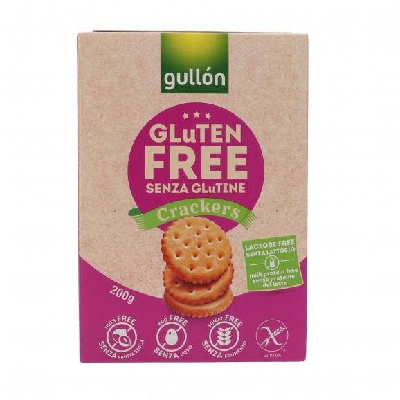GULLON CRACKERS S/G 200G