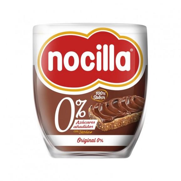 NOCILLA 0% SUCRE AMB STEVIA 190G