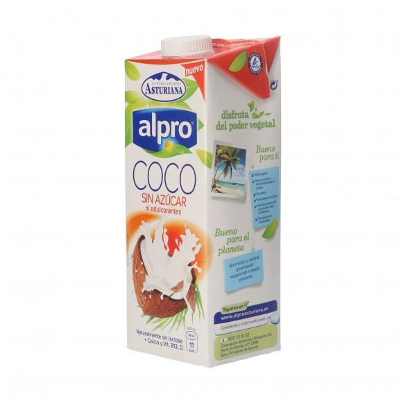 ALPRO BEGUDA COCO S/SUCRE 1L