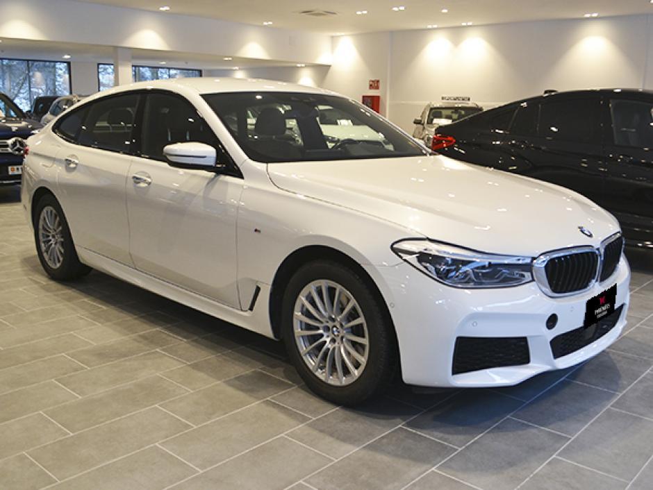 BMW 630D xDrive