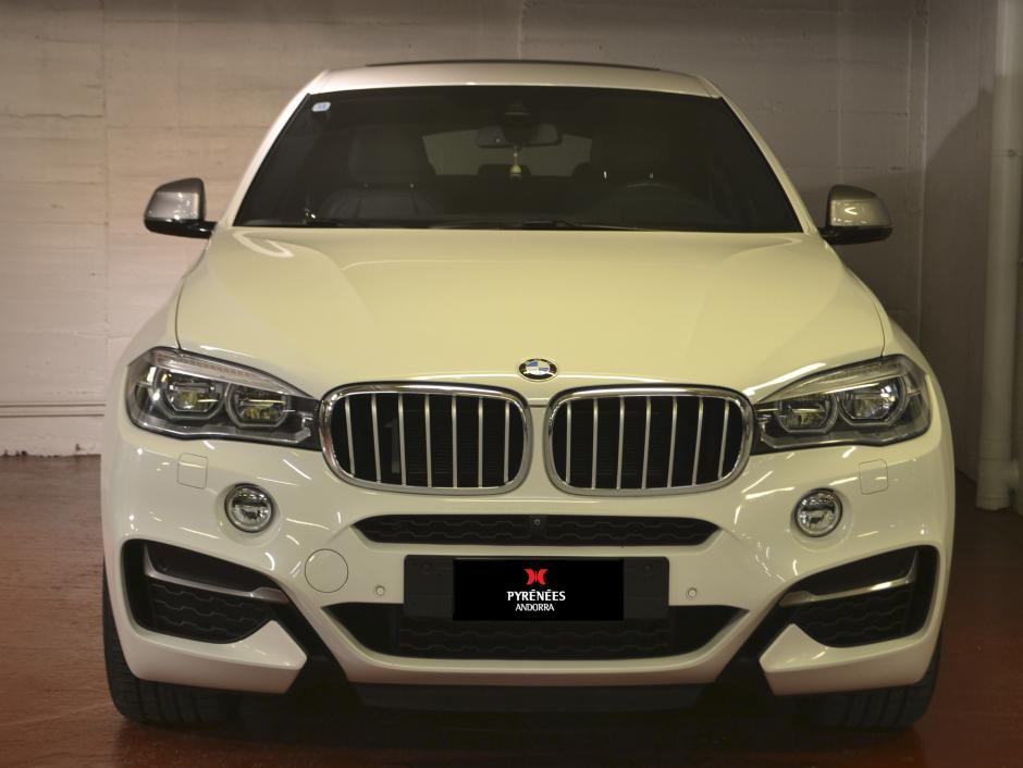 BMW X6 M50 D