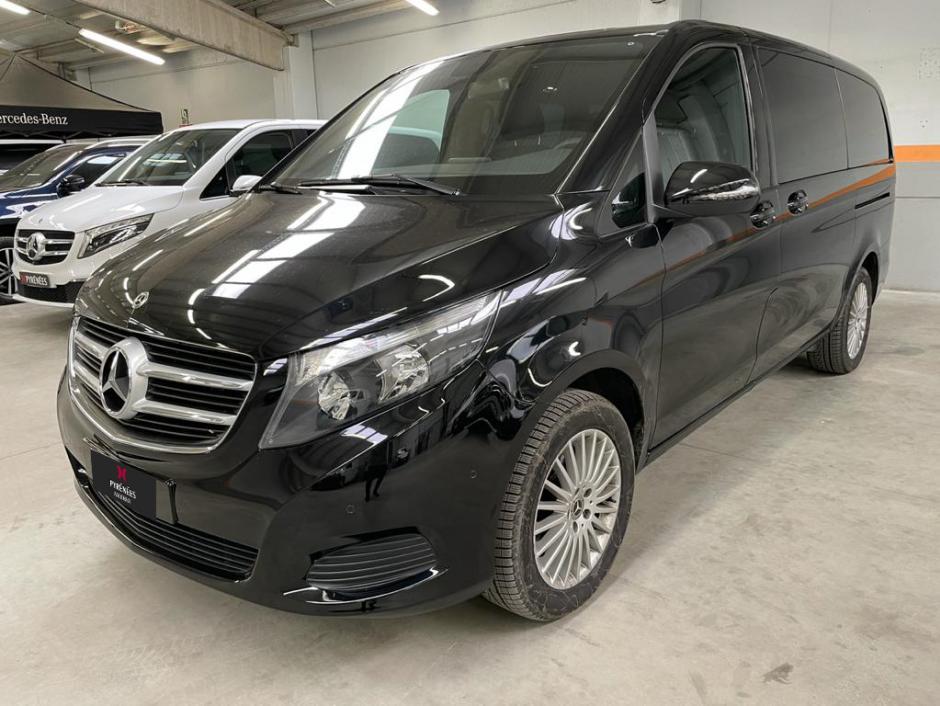 Mercedes-Benz V220 4Matic