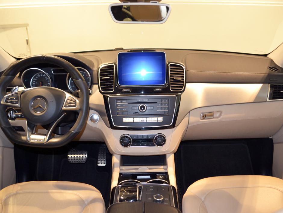 Mercedes-Benz GLE 43 AMG 4M