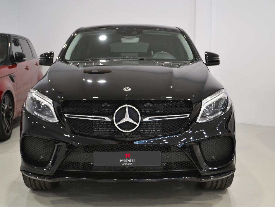 Mercedes-Benz GLE 350 D Coupé