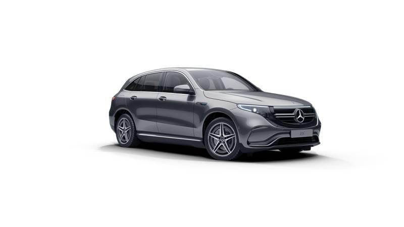 Mercedes-Benz EQC 400 4MATIC Gris