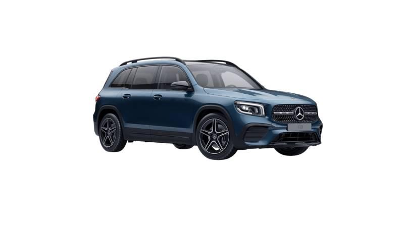 Mercedes-Benz GLB 250 4MATIC Azul