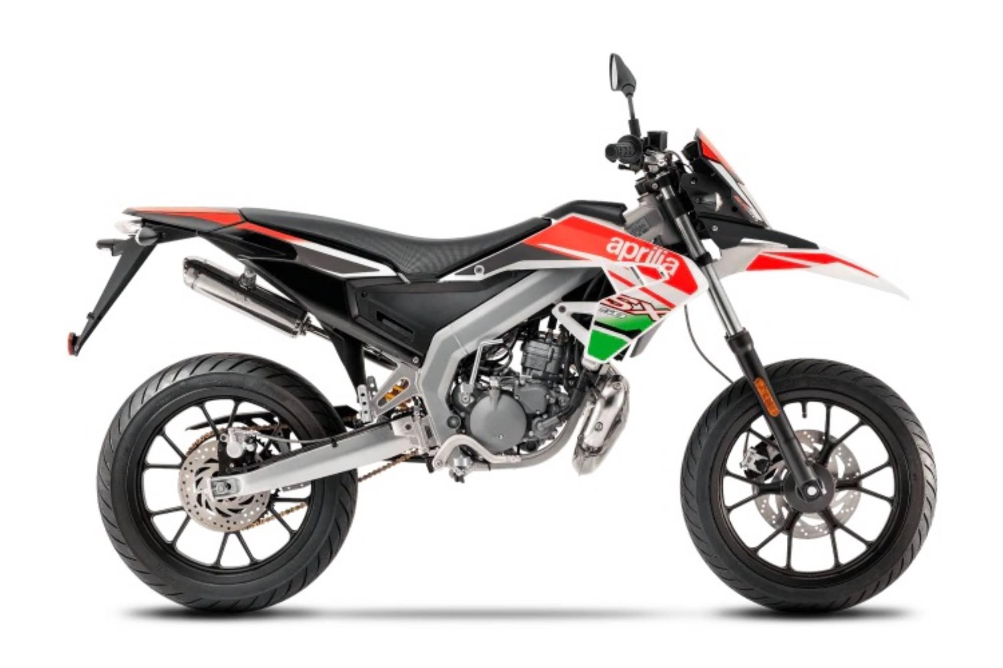 Aprilia 125 STX