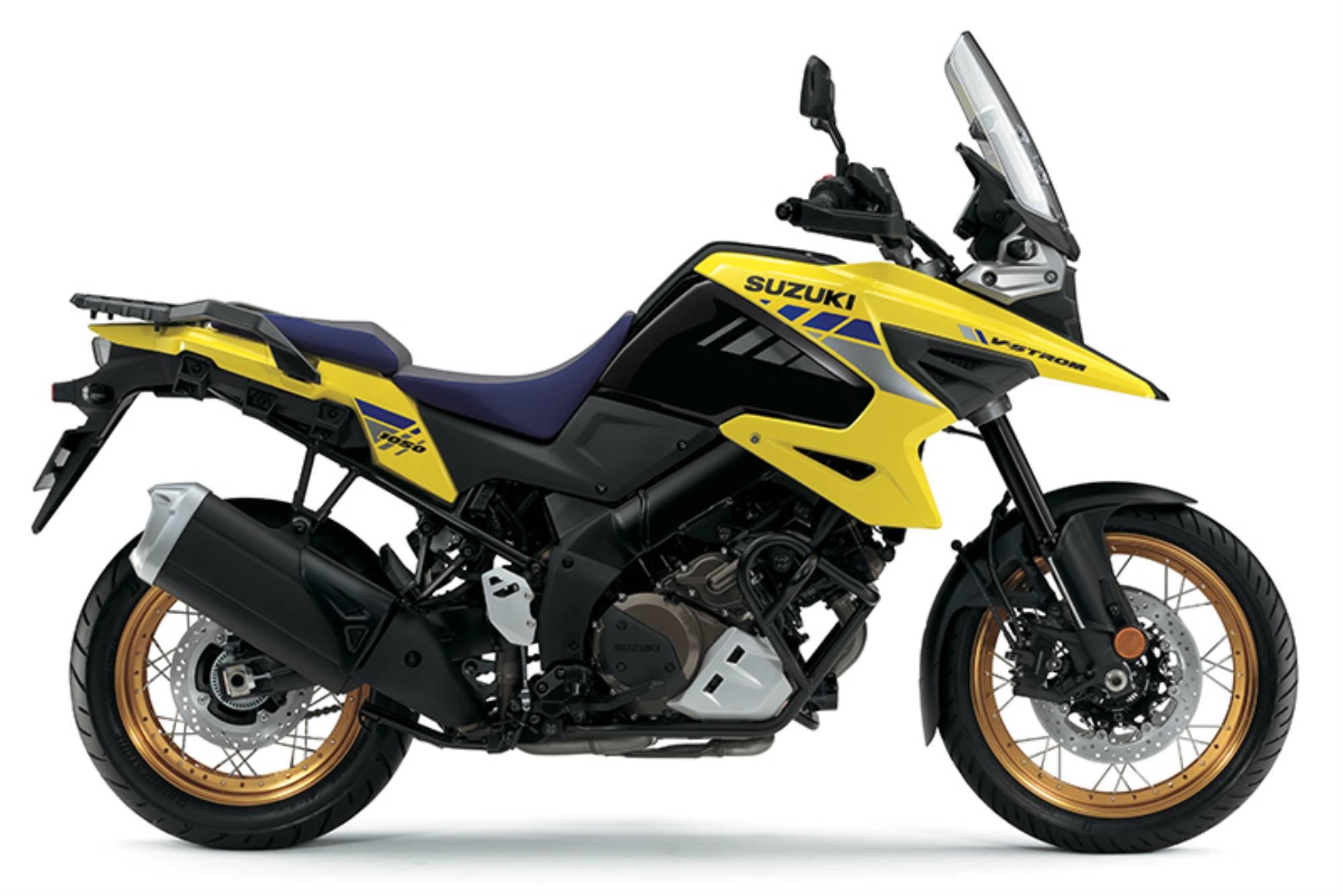 Suzuki V-STROM 1050XT A2