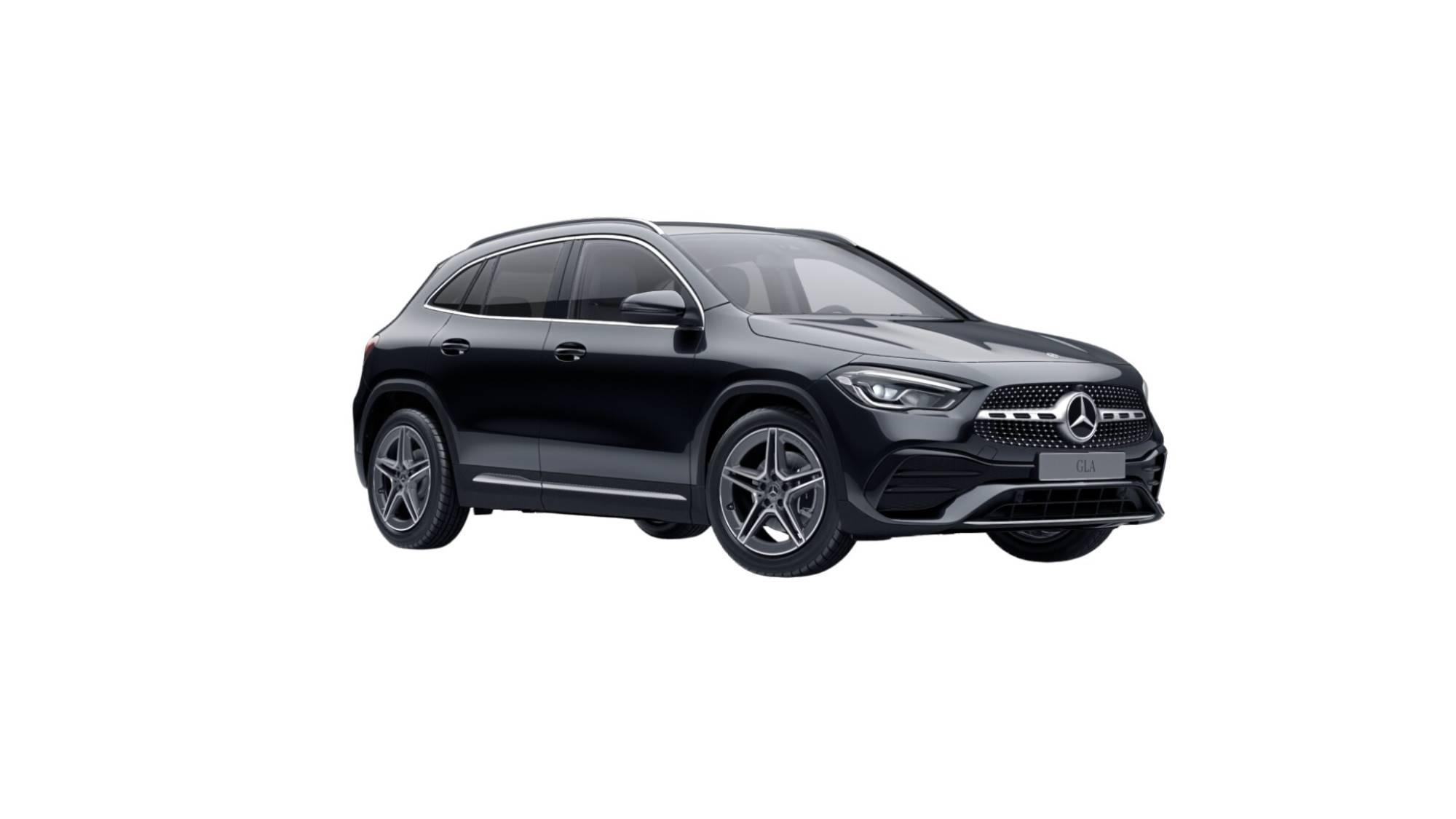 Mercedes-Benz GLA 220 d 4MATIC Negre