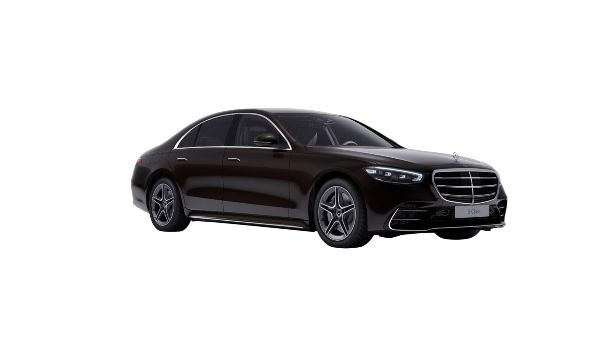 Mercedes-Benz s400 d 4MATIC Corto Negre