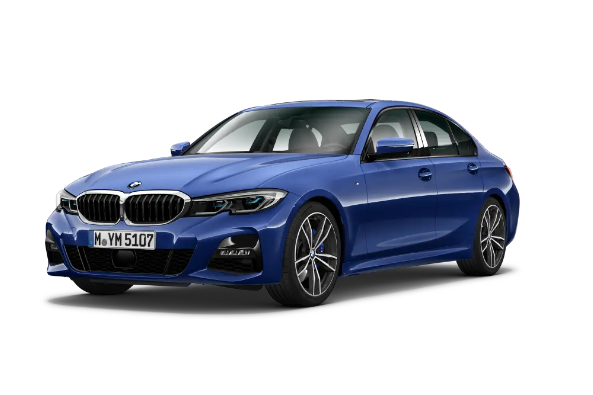 BMW Serie 3 Berlina híbrido enchufable