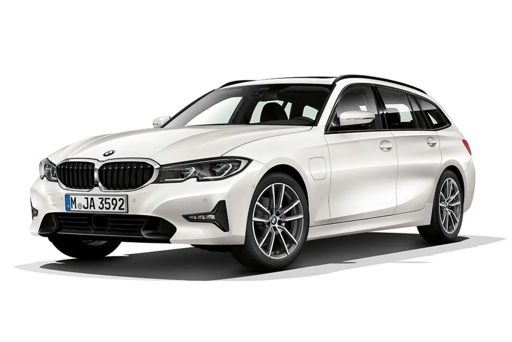 BMW Serie 3 Touring Híbrido enchufable