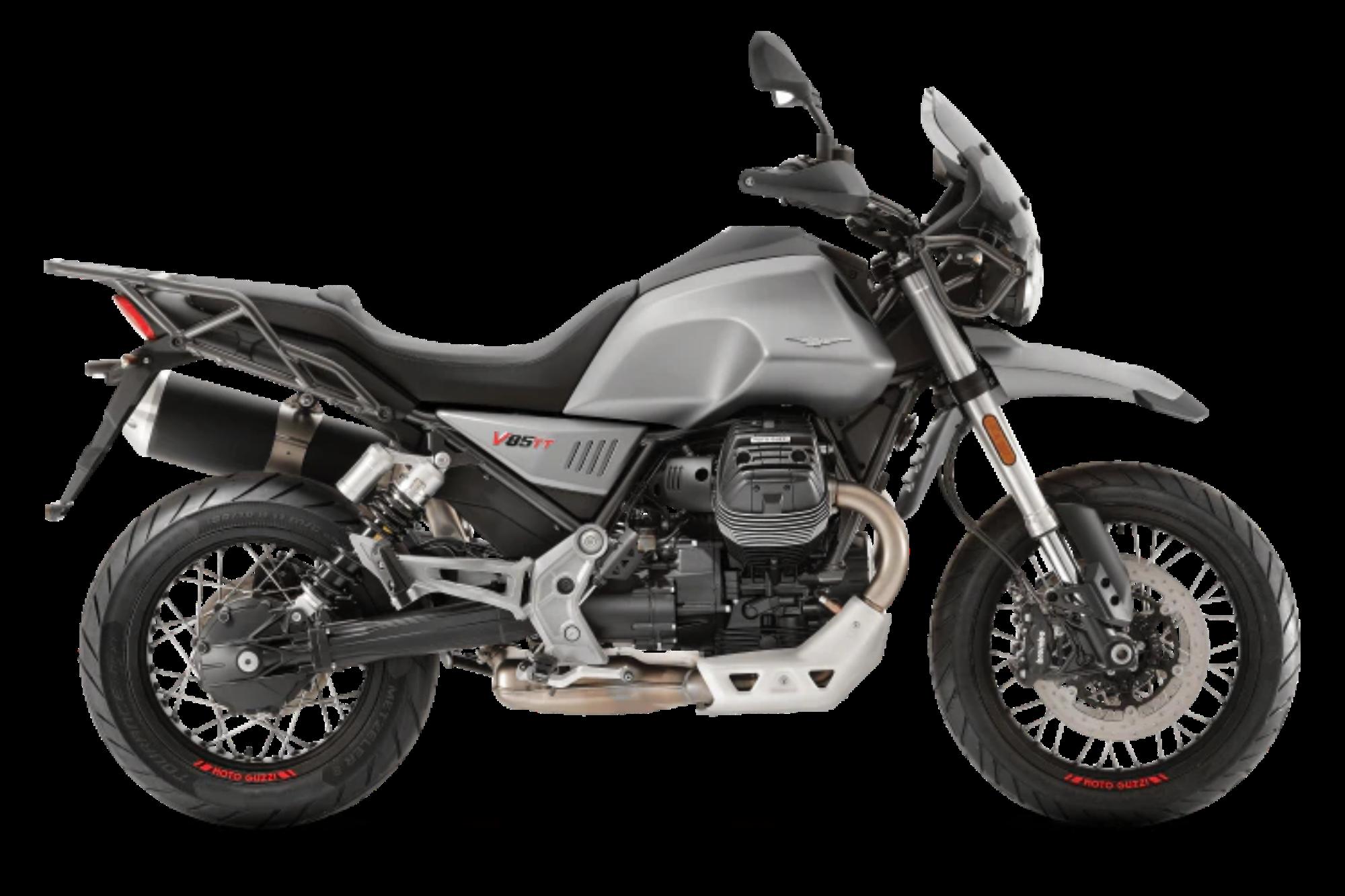 Moto Guzzi V85 TT 850 E4