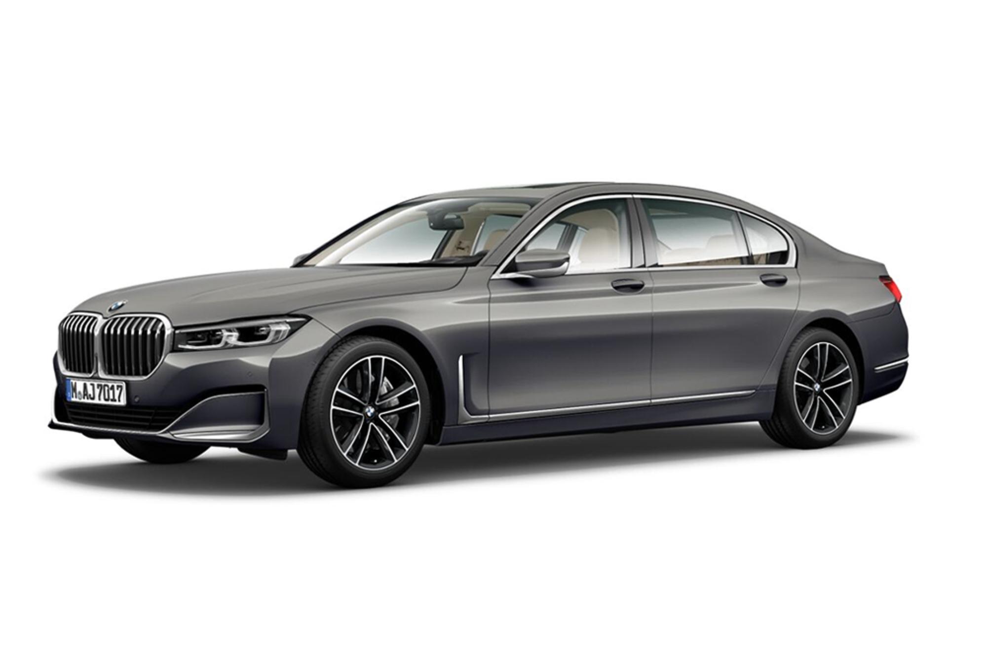 BMW Serie 7 Híbrido Enchufable