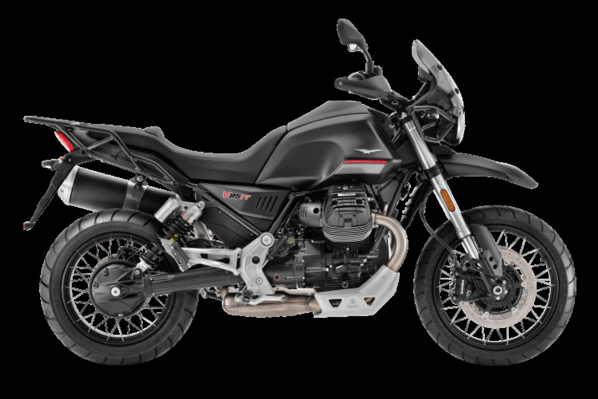 Moto Guzzi V85 TT 850 E5