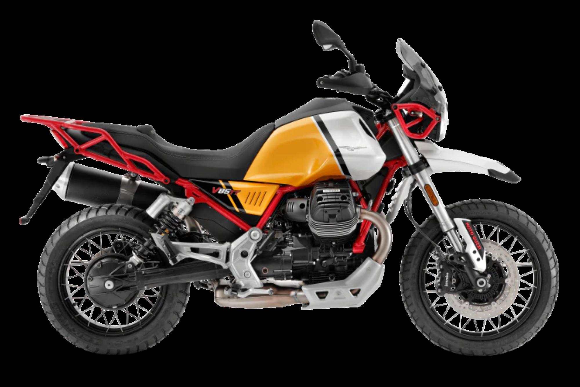 Moto Guzzi V85 TT 850 E5 Evocative Graphics