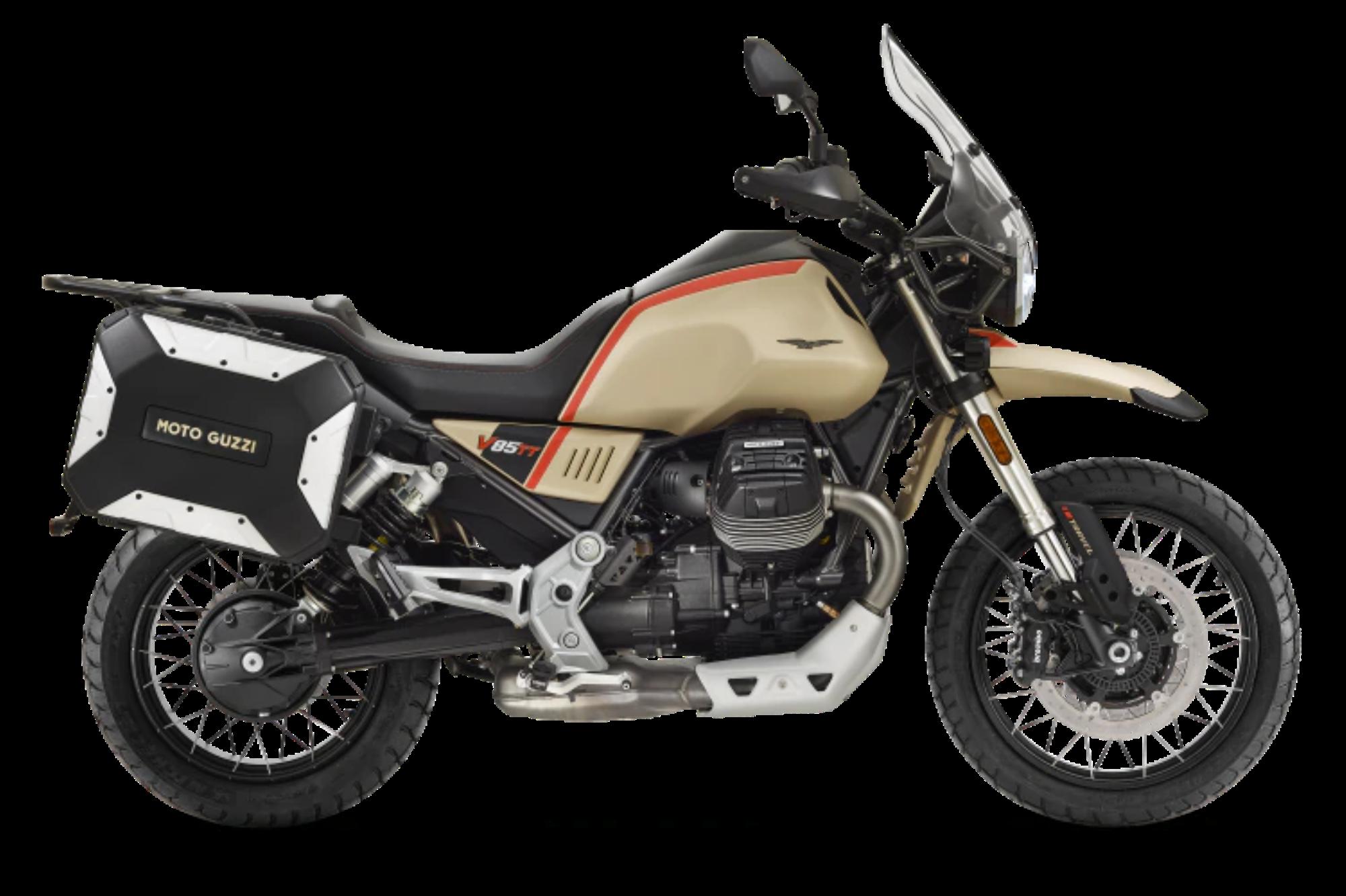 Moto Guzzi V85 TT 850 E5 Travel