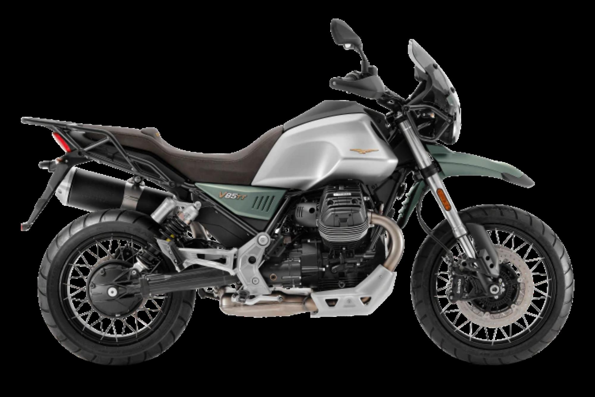 Moto Guzzi V85 TT 850 E5 CENTENARIO