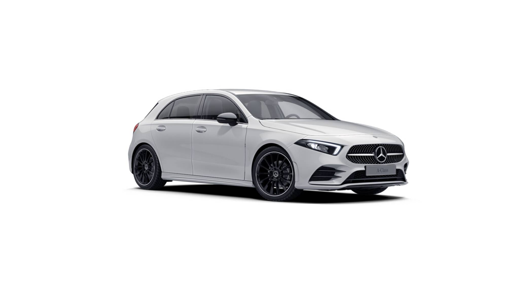 Mercedes-Benz A200 blanc