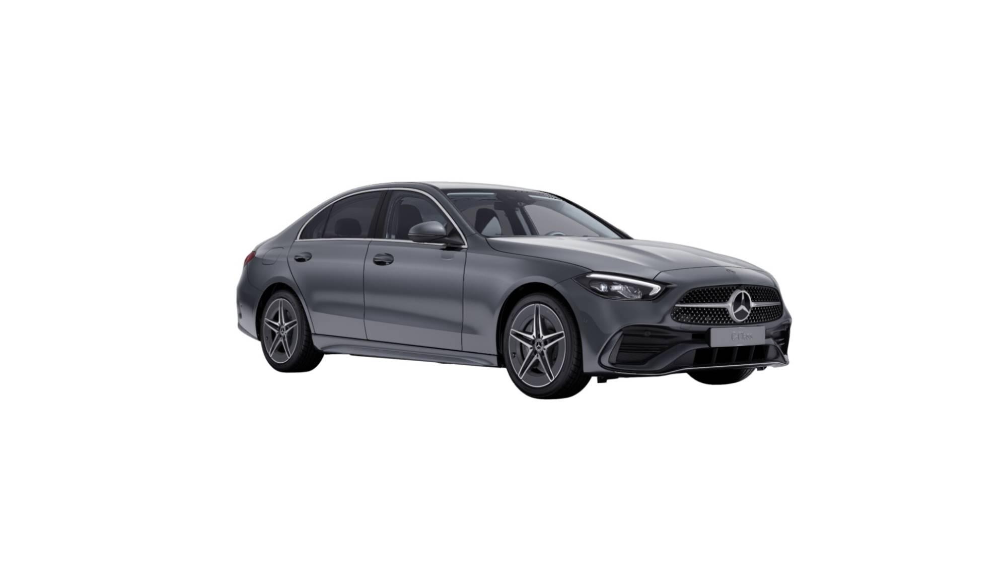 Mercedes-Benz C220 Gris