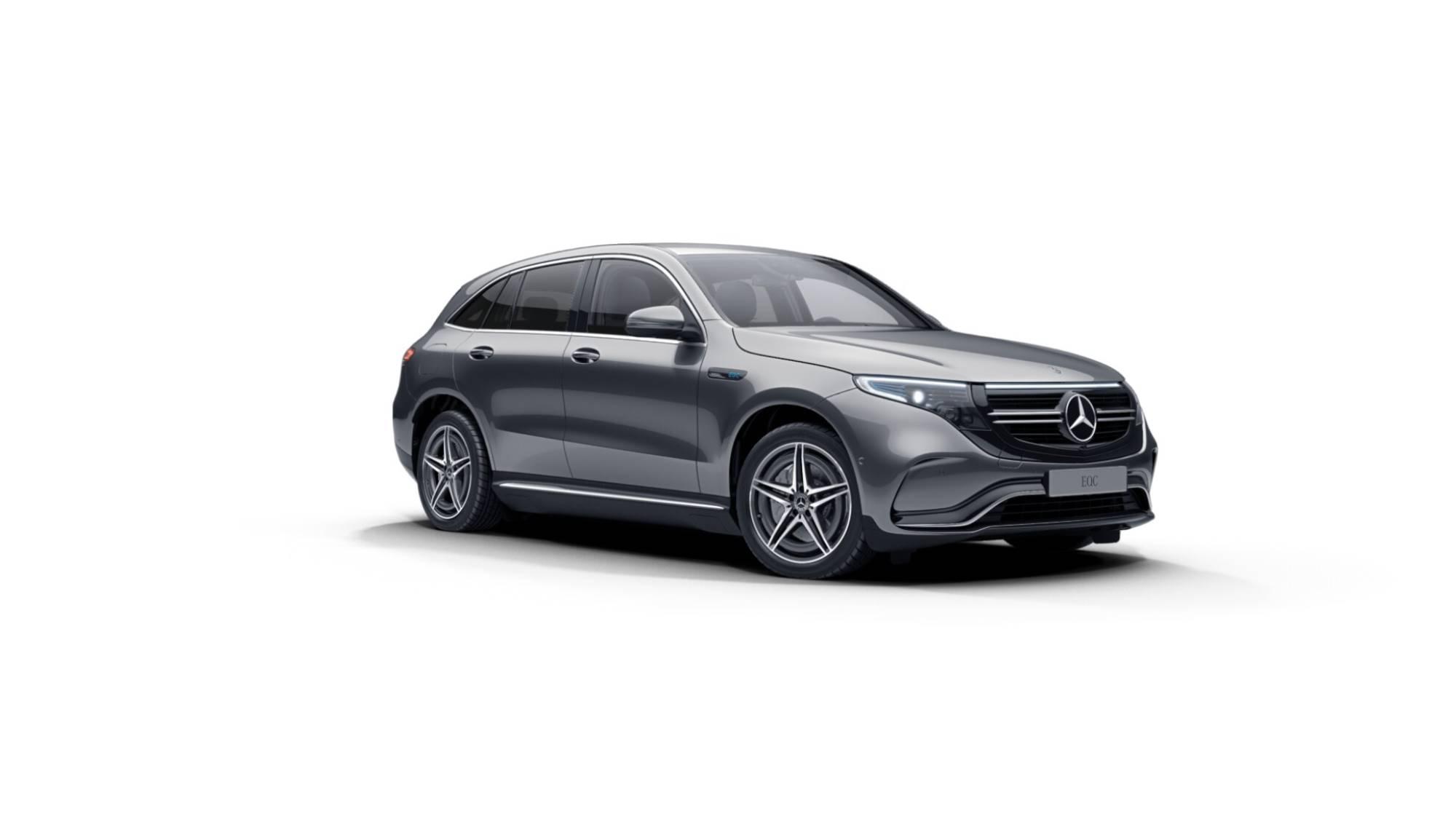 Mercedes-Benz EQC 400 GRIS