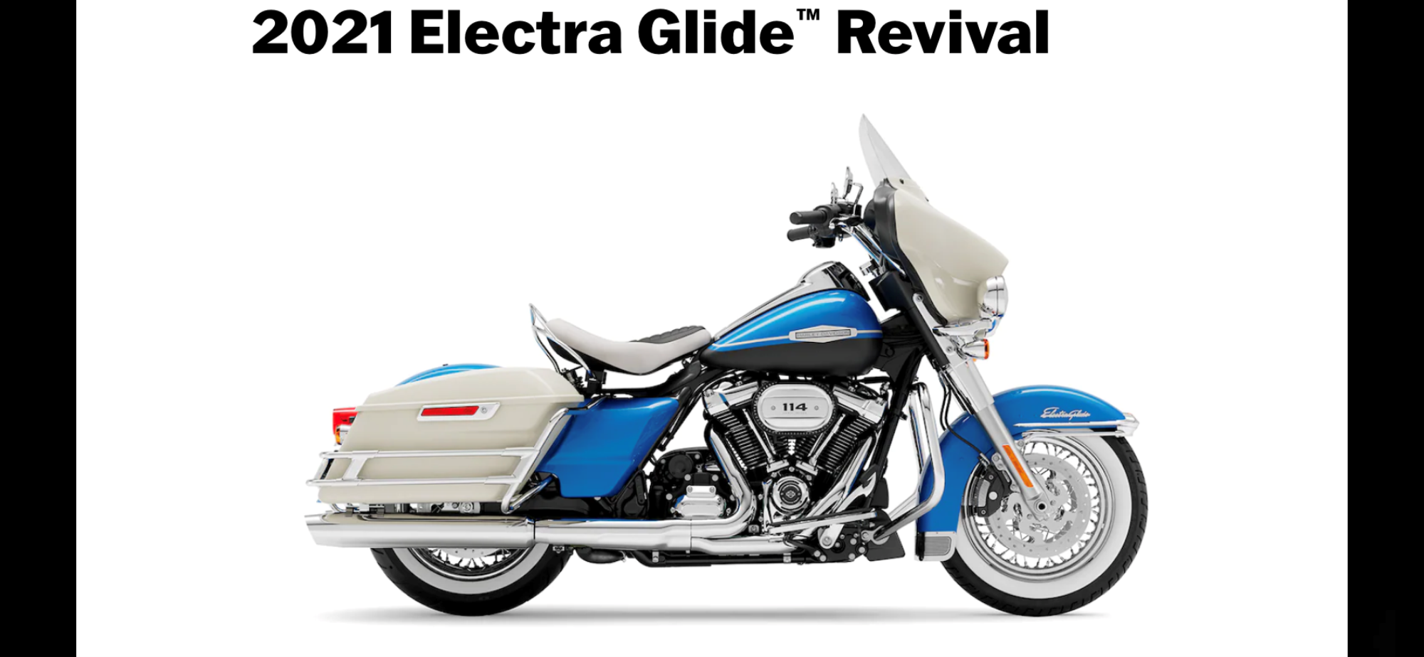 Harley Davidson Electra Glide Revival