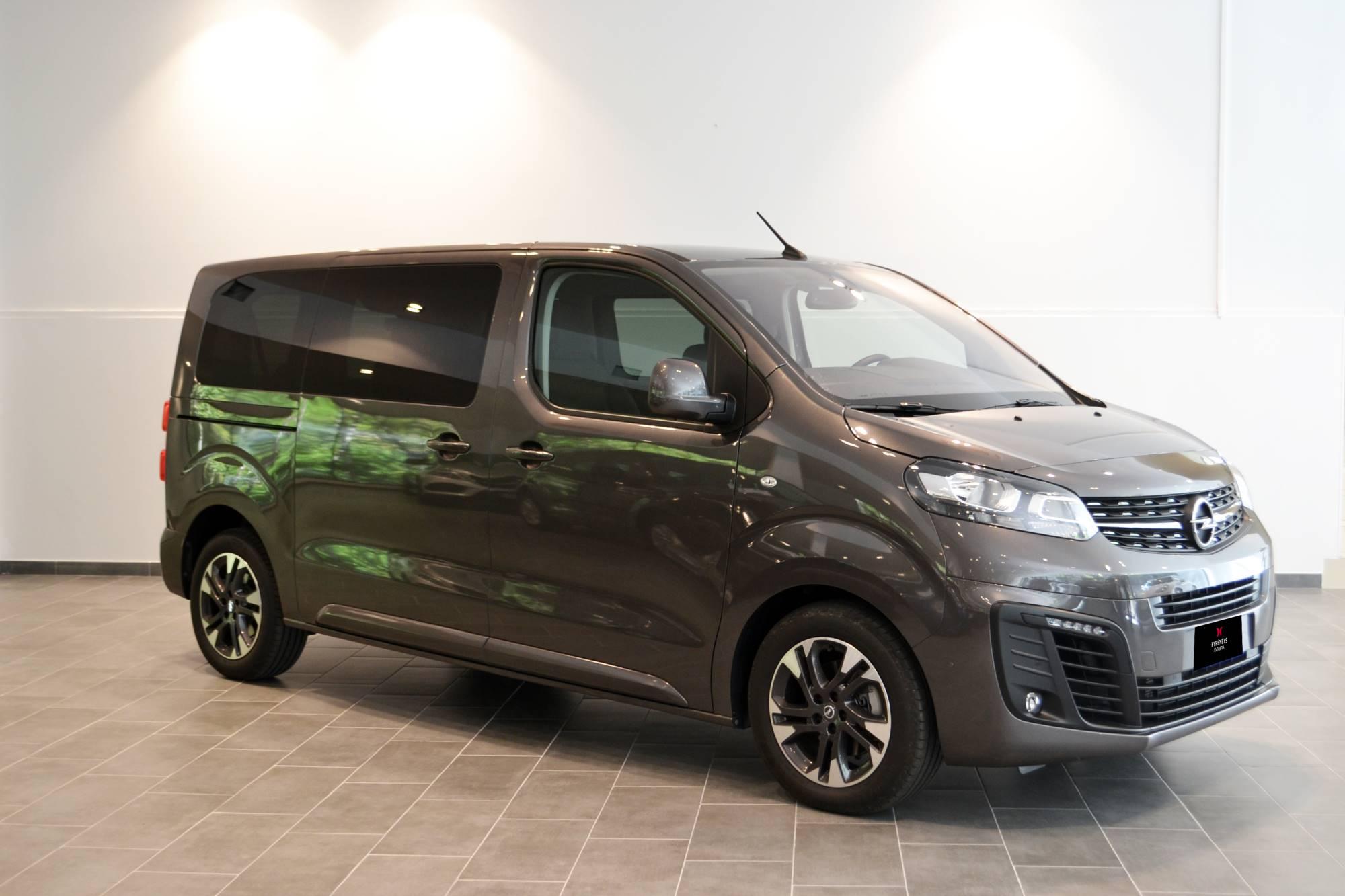 Opel Zafira Life 2.0D